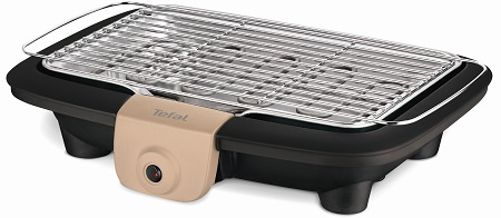 Easy grill Tefal Barbecue elettrico - Bg90c814 Nero