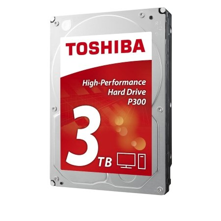 Toshiba - P300 3TB HDWD130EZSTA