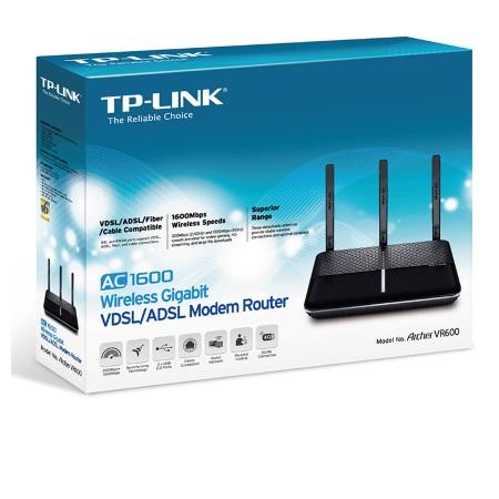 Tp Link Modem / Router VDSL2 - Archer Vr600