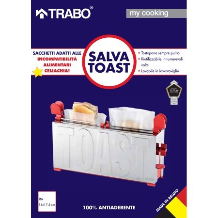 Trabo - My Cooking Salva Toast - Ecm54