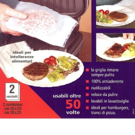 Trabo- Salva griglia  - Ecm52