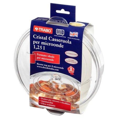 Trabo - Cristal Casseruola - Emwht0055
