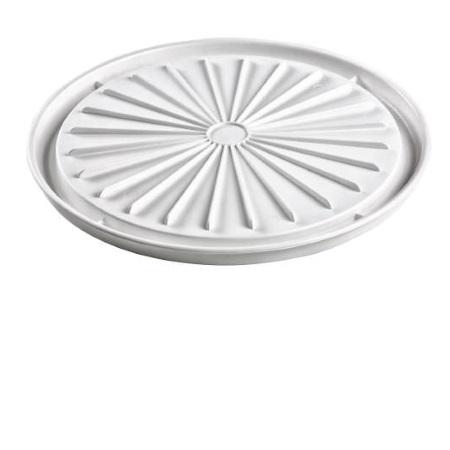 Trabo Speciale piatto in polipropilene per scongelare in microonde - Piatto scongelante - Ecm45