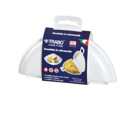 Trabo Cuoci omelette per microonde - Cuoci omelette per microonde - Ecm47