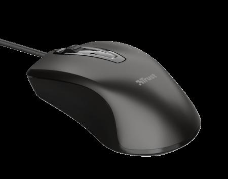 Trust mouse ottico a filo