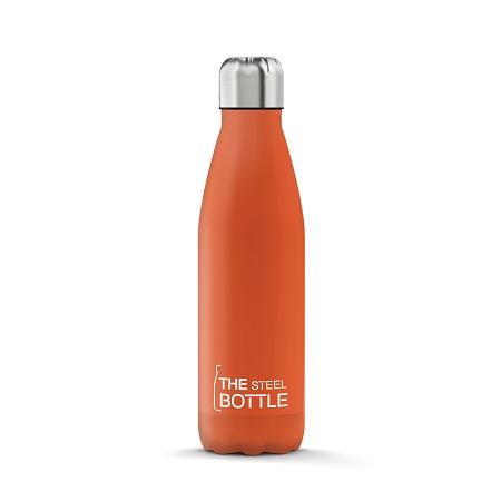 Ttex - The Steel Bottle