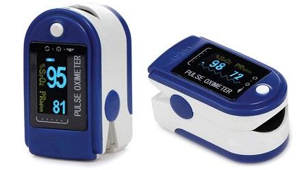 T-tex - Pulsossimetro Cms50d