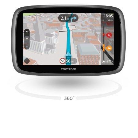 Tom Tom Navigatore GPS - Go 5100 Eu