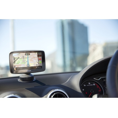 Tom Tom Navigatore GPS - Go 5200 World Wifi