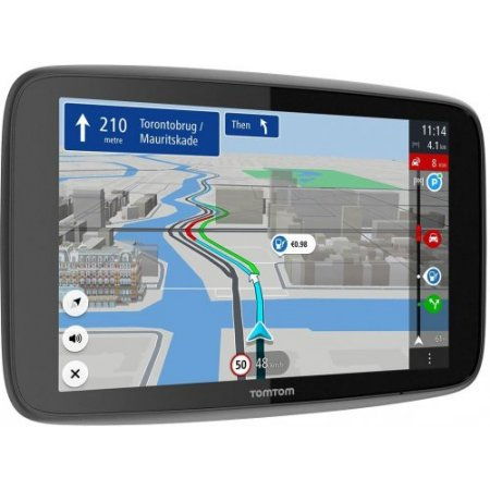 Tom Tom Navigatore gps all in one - Go Discover 7 1yb7.002.00