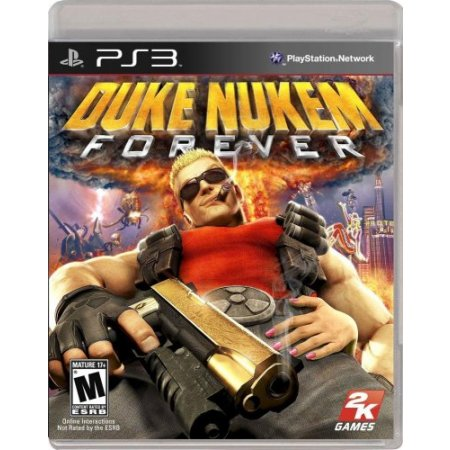 2k - Ps3 Duke Nukem Foreverswp3269