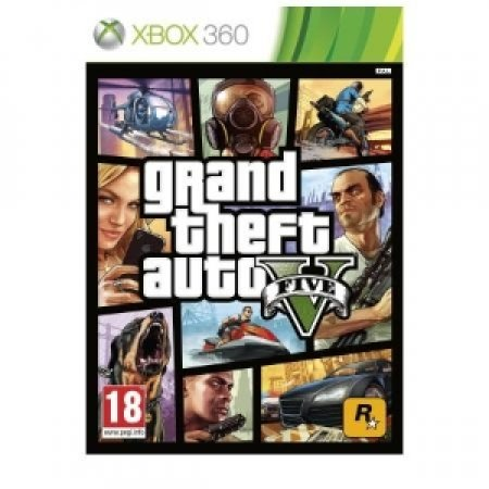 TAKE TWO Grand Theft Auto V - GTA 5 XBOX ONE