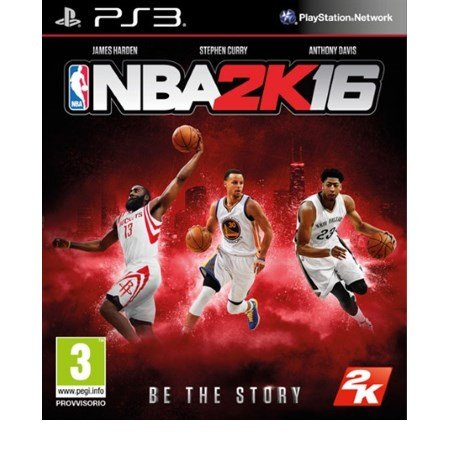Take Two - NBA 2K16 PS3