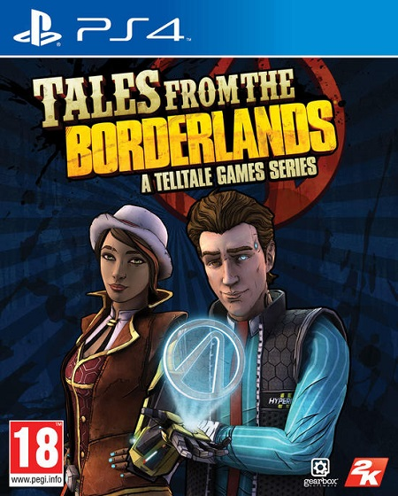 Take 2 Tales From The Borderlands - Tales From The Borderlands Ps4swp40332