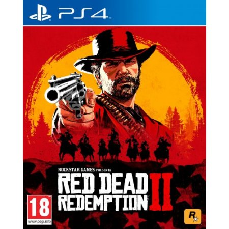 Take 2 Gioco adatto a ps 4 - Ps4 Red Dead Redemption 2 swp40439