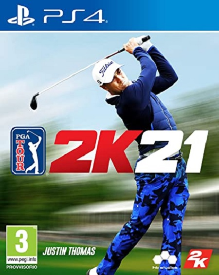 PS4 PGA TOUR 2K21 PGA Tour 2K21