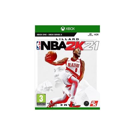 Take Two - Xbox One Nba 2k21