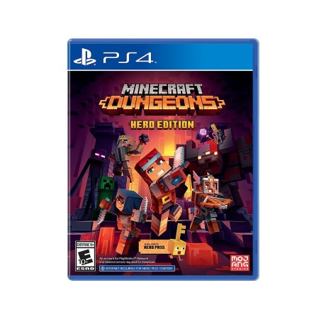 Minecraft Dungeons Hero Edition Take Two - Swp41092