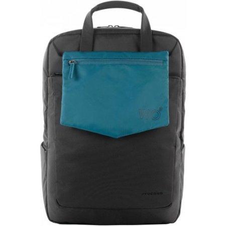 "Tucano Zaino pc portatile fino 15 "" - Wo3bk-mb15-bk"