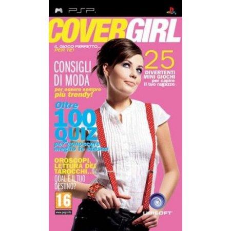 Leader - Psp Cover Girl Il Tuo Mondo In Una Rivistappu-covg