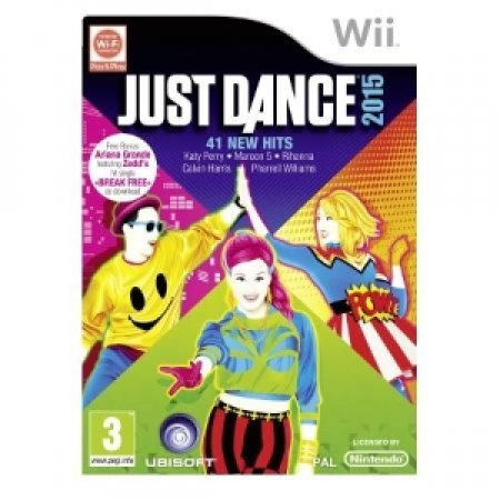 UBISOFT S.P.A - JUST DANCE 2015 WII