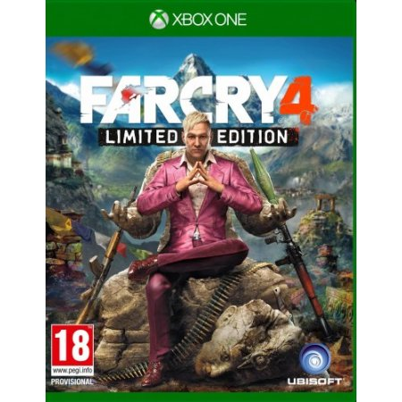 Ubisoft - Xbox One Far Cry 4300067022