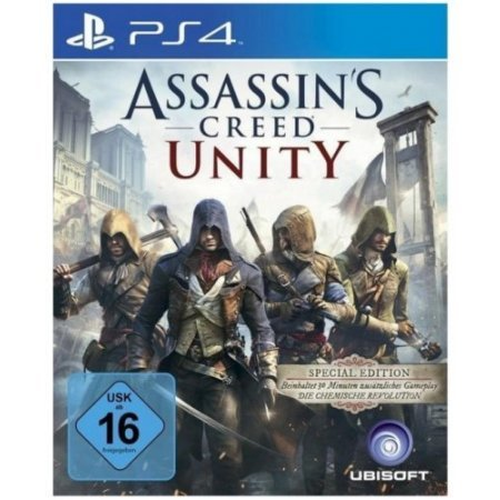 Ubisoft Gioco Assassin's Creed Unity - Assassin's Creed Unity - 300066184