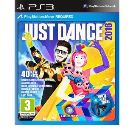 Ubisoft S.p.a - Just Dance 2016 PS3
