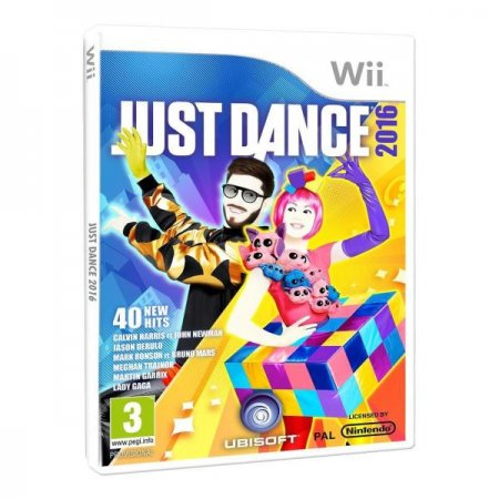 Ubisoft - Just Dance 2016 Wii
