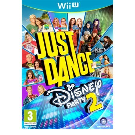 Ubisoft - Just Dance Disney Party 2 WiiU