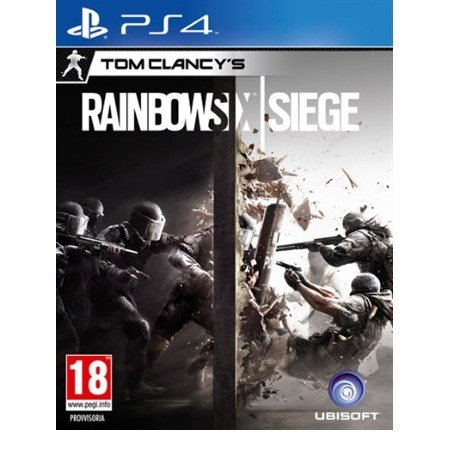 Ubisoft Genere: Sparatutto - Tom Clancy's Rainbow Six Siege PS4