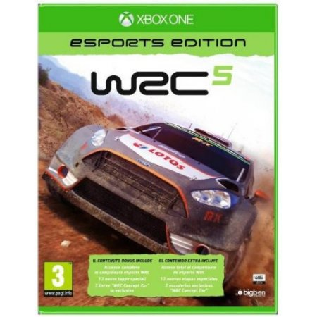 Ubisoft Gioco adatto modello xbox one - Wrc 5 Esport Ita Xbox One