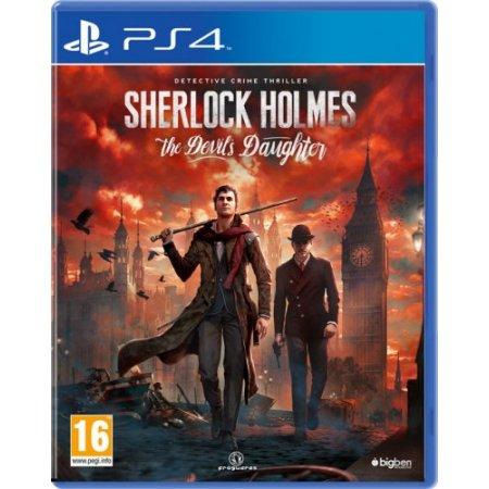 Ubisoft Gioco adatto modello ps 4 - Sherlock Holmes The Devil's Daughter Ps4300086603