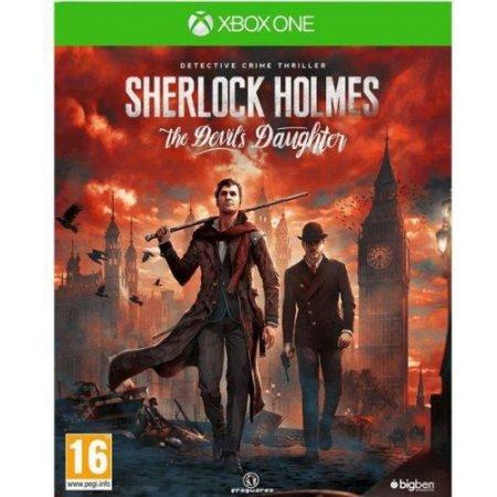 Ubisoft Gioco adatto modello xbox one - Sherlock Holmes The Devil's Daughter Xbox One300086604