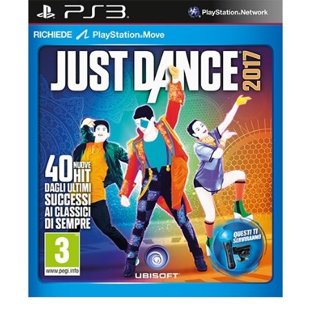 Ubisoft - Just Dance 2017 Ps3