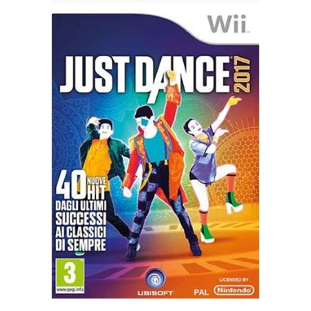 Ubisoft - Just Dance 2017 Wii