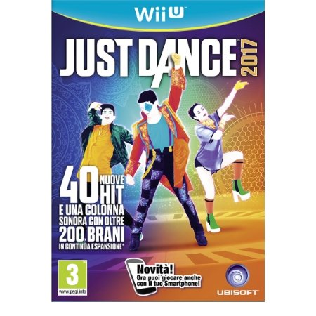 Ubisoft Genere: Ballo / Social Game - Just Dance 2017 Wii U