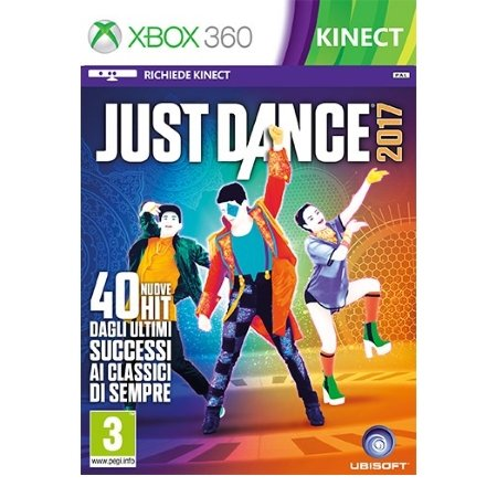 Ubisoft - Just Dance 2017 XBox 360