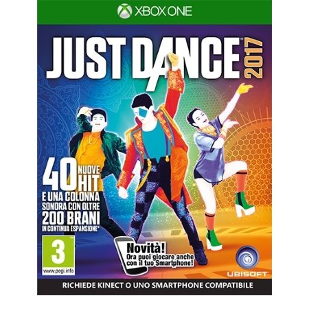 Ubisoft - Just Dance 2017 XBox One