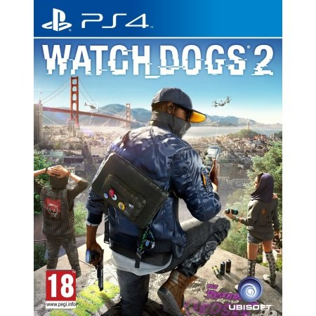 Ubisoft Watch Dogs 2 - PS4 Watch Dogs 2