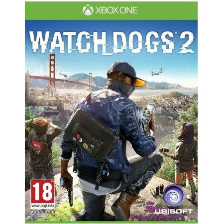 Ubisoft Watch Dogs 2 - XBOX ONE Watch Dogs 2