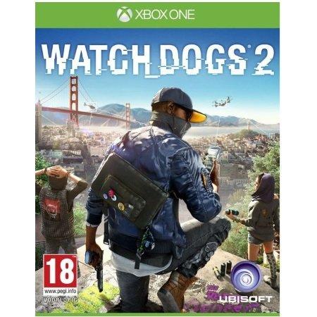 Ubisoft - XBOX ONE Watch Dogs 2