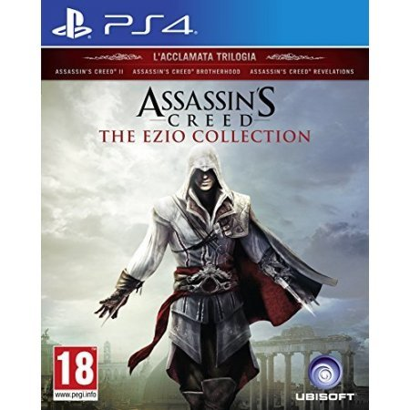 Ubisoft Gioco Assassins Creed The Ezio Collection - Assassins Creed The Ezio Collection - 300087715