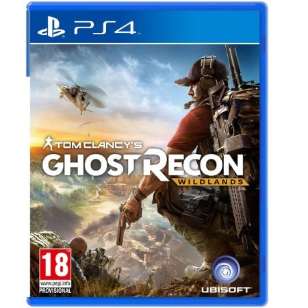Ubisoft - Tom Clancy's Ghost Recon Wildlands - PS4