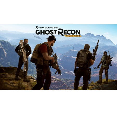 Ubisoft Genere: Sparatutto tattico - Tom Clancy's Ghost Recon Wildlands - XBONE