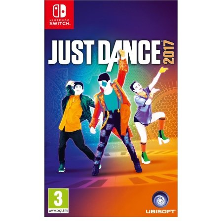 Ubisoft - Just Dance 2017 Switch