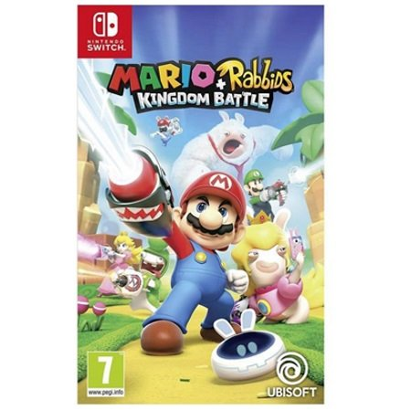 Ubisoft - Mario rabbids kingdom battle