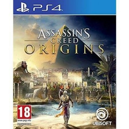 Ubisoft Gioco adatto modello ps 4 - Ps4 Assassin's Creed Origins 300095034