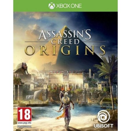 Ubisoft Gioco adatto modello xbox one - Xbox One Assassin's Creed Origins 300094517