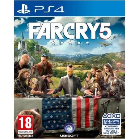 Ubisoft - FAR CRY 5 - 300094229